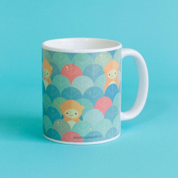Mug / Taza Mono