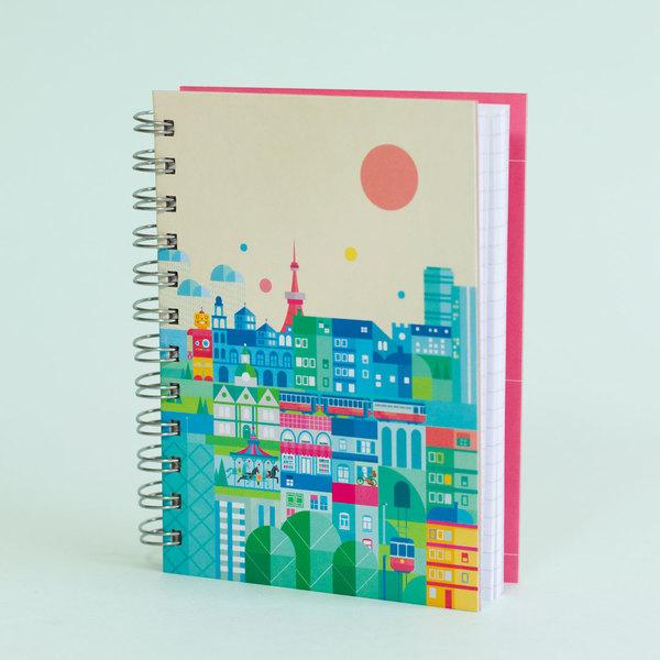 Cuaderno EmotionalWorld