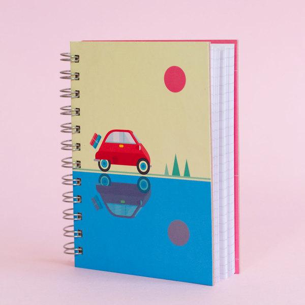Cuaderno Isetta summer