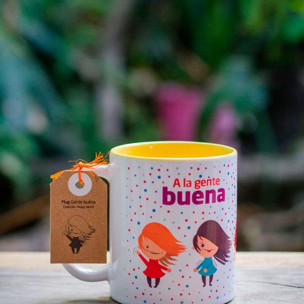 Mug / Taza Gente Buena