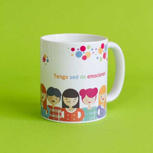 Mug / Taza Sed de emociones