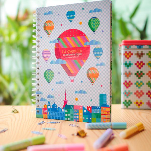 Cuaderno Elige tu propia Aventura